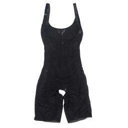 фото Боди утягивающее Мишель Капрони «Ивет». Цвет: черный. Размер одежды: 3XL