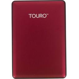 фото Внешний жесткий диск Touro S 1TB. Цвет: красный