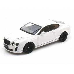 Купить Модель автомобиля 1:18 Welly Bentley Continental Supersports. В ассортименте