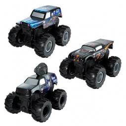 фото Машинка игрушечная Mattel Авто-монстры 1:43. В ассортименте