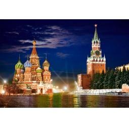 Купить Пазл 1000 элементов Castorland «Красная площадь, Москва»
