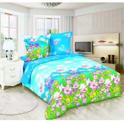 фото Комплект постельного белья Amore Mio Radost. Poplin. 1,5-спальный