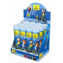 Купить Набор карандашей цветных ADEL Colour 211-2315-003