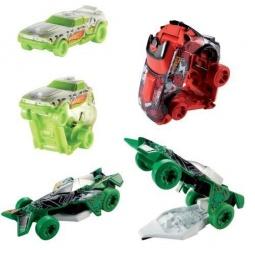 фото Машинка игрушечная трюковая Mattel Team Hot Wheels. В ассортименте