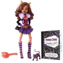 фото Кукла Mattel Монстр Хай «Клодин Вульф»