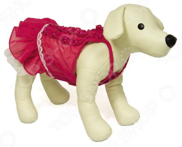 Платье для собак DEZZIE «Эмми» платье для собак dezzie рейси