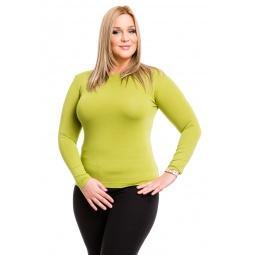 фото Кофта Mondigo XL 405. Цвет: зеленый. Размер одежды: 50