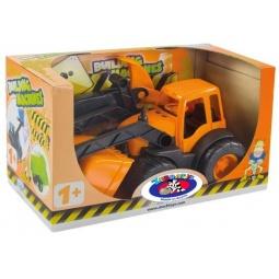 фото Трактор игрушечный Zebratoys 15-10177