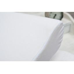 фото Подушка ортопедическая с валиками и выемкой под плечо Домашний уют