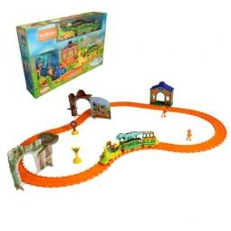 Поезд игрушечный Поезд Динозавров Т57098