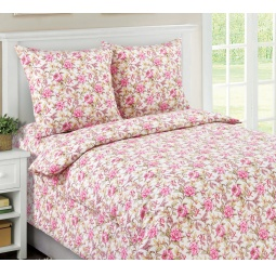 фото Комплект постельного белья Белиссимо «Моника». 1,5-спальный