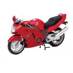 Купить Модель мотоцикла AUTOTIME Honda CBR 1100XX. В ассортименте