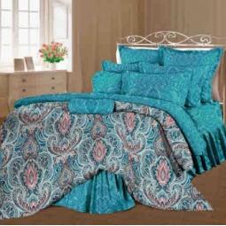 фото Комплект постельного белья Романтика «Селин». 2-спальный. Размер наволочки: 50х70 см — 2 шт.