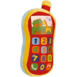 Купить Мягкая игрушка со звуковыми эффектами Simba «Плюшевый телефон»