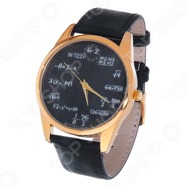 Часы наручные Mitya Veselkov «Грифельная доска» Gold часы наручные mitya veselkov now gold