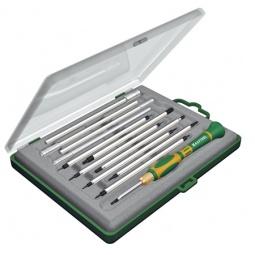 Купить Набор отверток для точных работ с насадками Kraftool 25611-H12