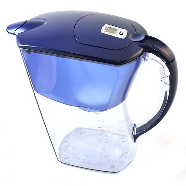 Фильтр-кувшин для воды Аквафор Премиум с электрическим счетчиком