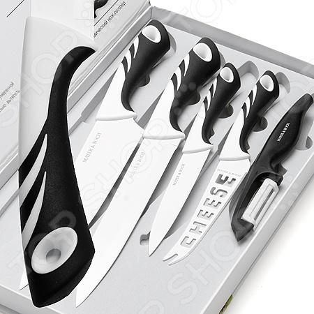 Набор ножей Mayer&Boch МВ-24890  mayer boch насадки для реноватора 37 предм мв