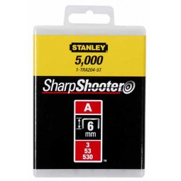 "фото Скоба для степлера STANLEY тип ""А"" (5/53/530). Размер: 14 мм"