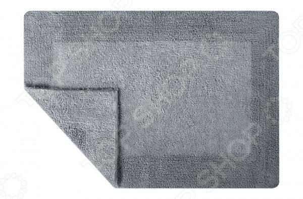Коврик для ванной Spirella Gaia. Цвет: серый