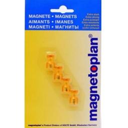 фото Набор мини-магнитов Magnetoplan 1666144