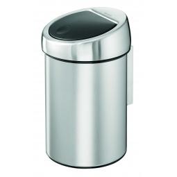 Купить Бак для мусора Brabantia Touch Bin. Объем: 3 литра