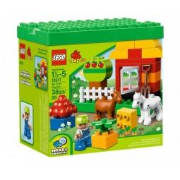 фото Конструктор LEGO Мой первый сад
