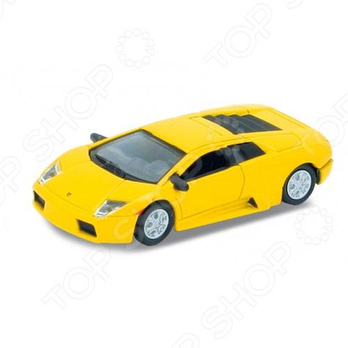 Модель автомобиля 1:87 Welly Lamborghini Murcielago. В ассортименте