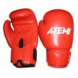 фото Перчатки боксерские ATEMI PBG-410 красные. Размер: 12 OZ