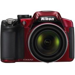фото Фотокамера цифровая Nikon CoolPix P510