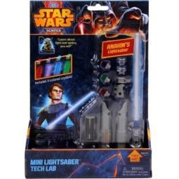 фото Игрушка познавательная Star Wars Science «Световой мини-меч»