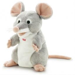 Купить Мягкая игрушка на руку Trudi Мышка