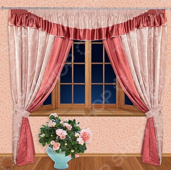 Комплект штор Злата Корунка 55510 крестильная икона злата могленская купить