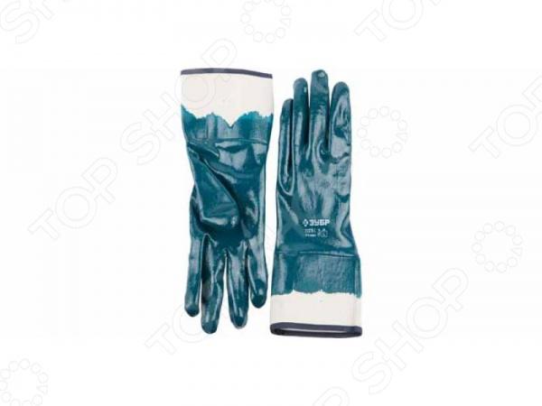Перчатки рабочие Зубр «Мастер» 11270