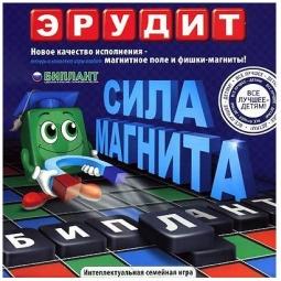 Купить Игра настольная Биплант Эрудит Магнитный