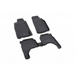 Комплект ковриков в салон автомобиля Novline-Autofamily Lexus IS 250 / IS F 2005-2013 - фото 9