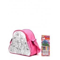 фото Набор для росписи сумочки Росмэн «Ирисы. Креатто»