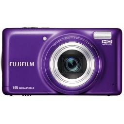 фото Фотокамера цифровая Fujifilm FinePix T400. Цвет: пурпурный
