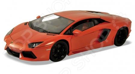 Модель автомобиля 1:87 Welly Lamborghini Aventador LP700-4. В ассортименте