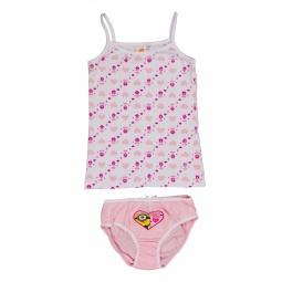 Купить Комплект нижнего белья для девочки: топ и трусы Minions. I Only Have Eye 4U