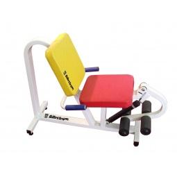 фото Тренажер силовой детский Baby Gym «Разгибание ног»