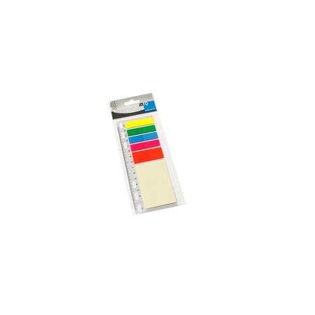 Купить Набор клейких закладок Info Notes 8740-09
