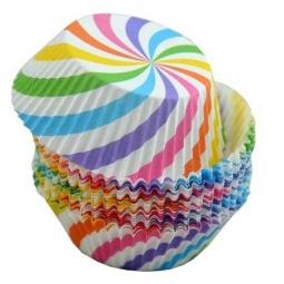 фото Набор форм для выпечки кексов Marmiton «Праздник». В ассортименте