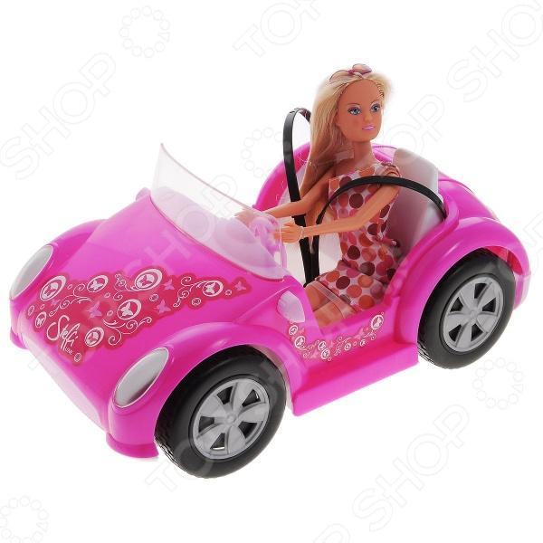 Кукла штеффи на автомобиле Simba 5738332