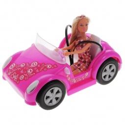 Купить Кукла штеффи на автомобиле Simba 5738332