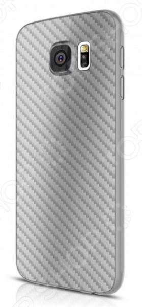 Чехол для Galaxy S6 ITSKINS Zero CraftЗащитные чехлы для других мобильных телефонов<br>Чехол для Galaxy S6 ITSKINS Zero Craft практичный и функциональный аксессуар для вашего гаджета. Модель сочетает в себе стильный дизайн и великолепное качество исполнения. Основным назначением чехла является защита смартфона от различного рода механических повреждений, ударов и попадания жидкости. Кроме того, покупка чехла это еще и самый простой способ изменить дизайн вашего телефона. Чехол выполнен из высококачественных материалов, выглядит довольно дорого и стильно, приятен на ощупь. Модель прекрасно защищает заднюю и боковые стенки смартфона. Чехол снабжен всеми необходимыми отверстиями для свободного доступа к кнопкам и разъемам Galaxy S6.<br>