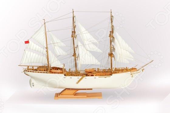 Сборная модель морского судна Огонек «Товарищ»