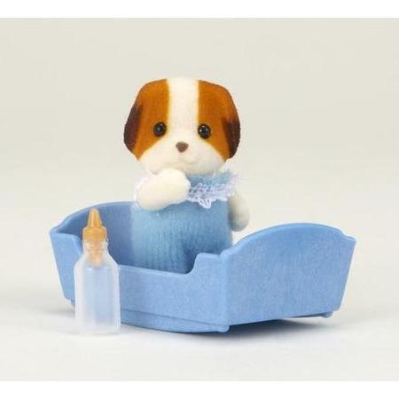 Купить Набор с аксессуарами Sylvanian Families «Малыш щенок». В ассортименте