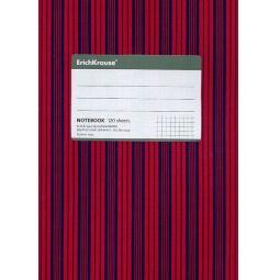фото Тетрадь в клетку Erich Krause Two Colors. Формат: B5. Цвет: красный, синий