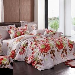 фото Комплект постельного белья Amore Mio Patrina. Provence. 1,5-спальный
